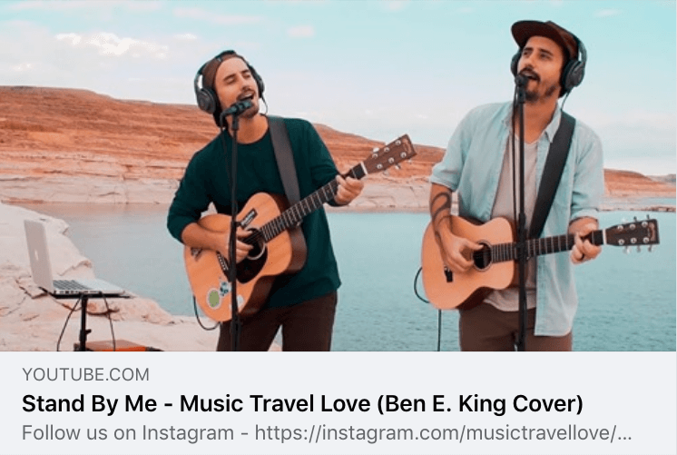 Music Travel Love -「Stand By Me」